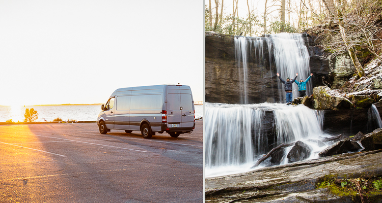 1_all 50 states in a Sprinter Van
