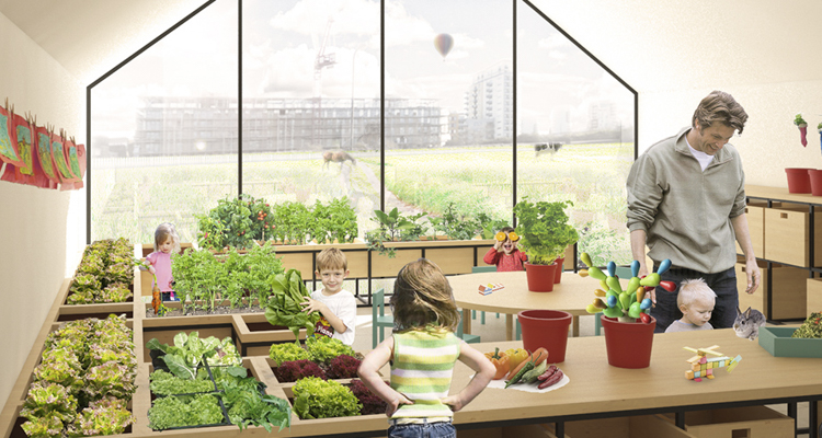1_preschool will teach kids to grow their own food