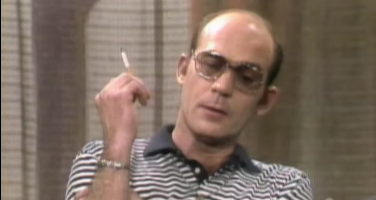 1_Hunter S Thompson Presidential Candidate Drug Addiction