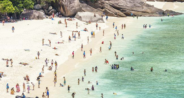Thailand Is Cracking Down On Tourist Hot Spots To Save Itself From Total Destruction
