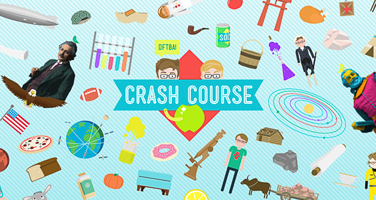 1_Crash Course YouTube channel
