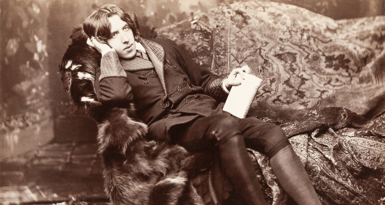 1_Oscar Wilde explains what makes a true work of art
