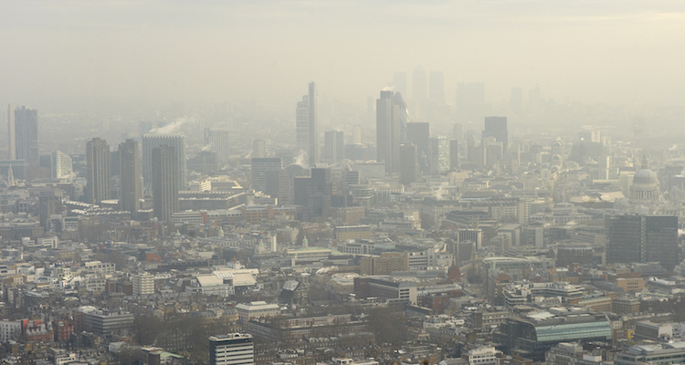 London Pollution Fine