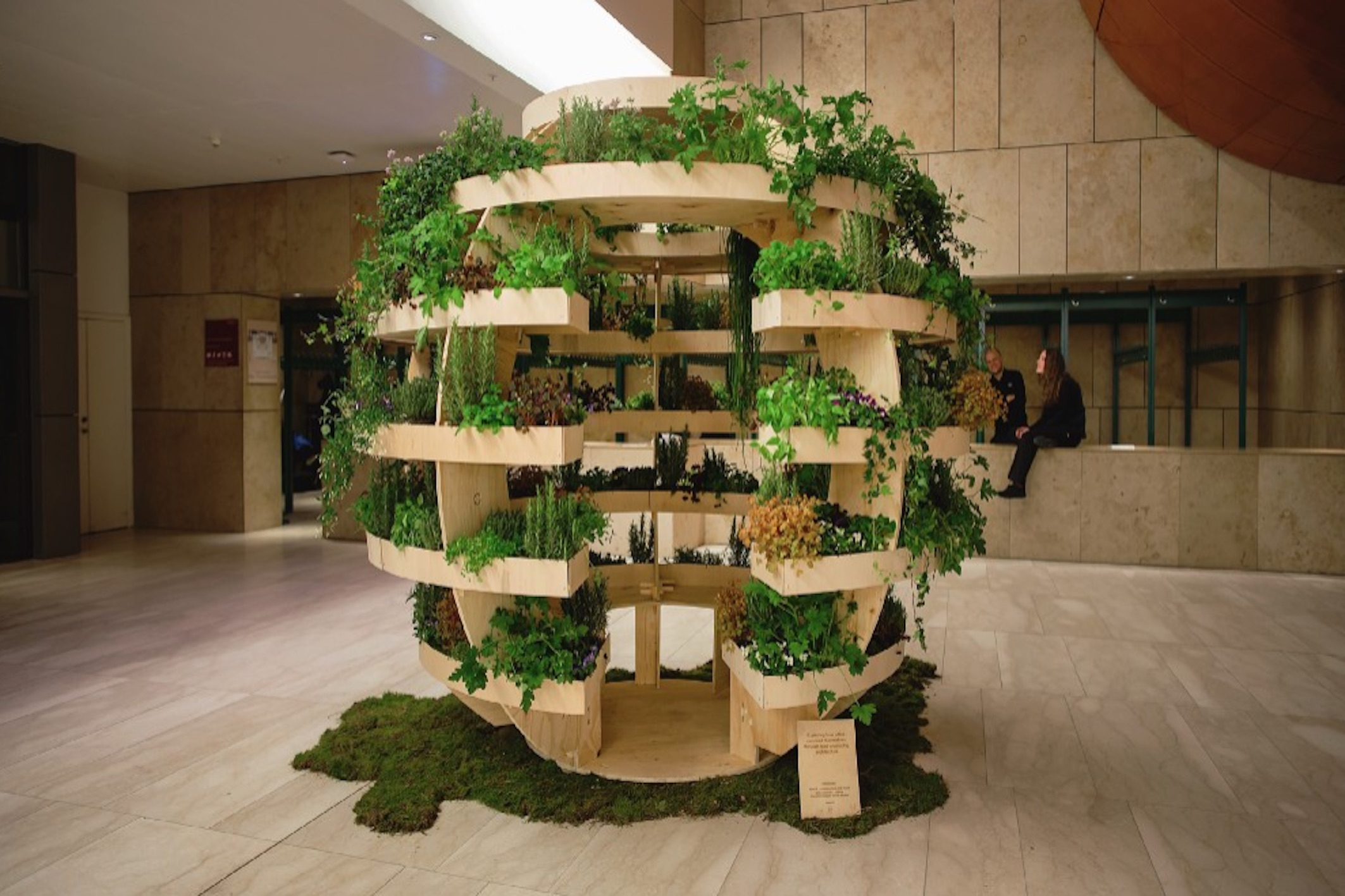 Green Homes Plans Ikea Garden Sphere Free Plans For A Sustainable Garden