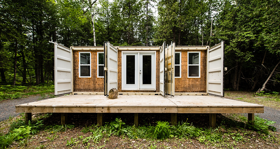 Container homes- Pros and Cons_