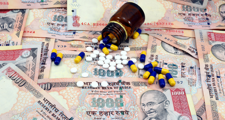 India Cancer Drug Price Cuts