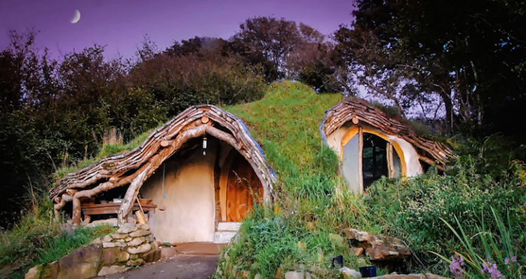 10 amazing tiny homes from around the world photos - Houses made from natural materials ...