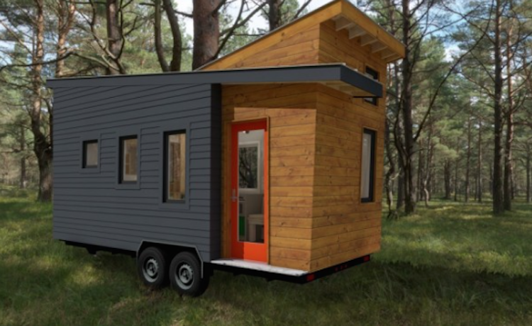 Floor plans for your tiny house on wheels photos for Small house design on wheels
