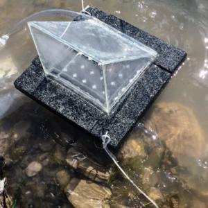 solar power water filter